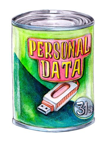 Normal data shop