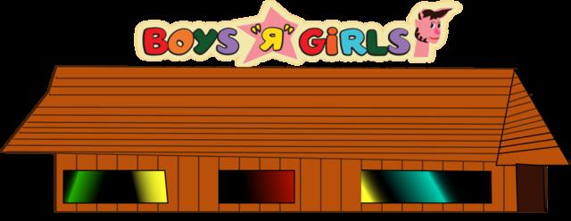 Normal boysrgirls store front