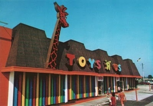 Normal toys 70 s sign