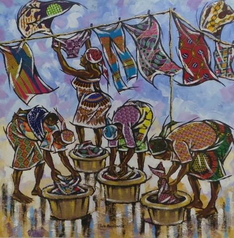 Normal artwork by lutengano mwakisopile