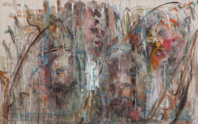 Normal gideon smilansky  mememe  oil on canvas  70x 90 cm  2016