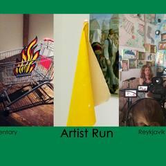 Slide artist run  a documentary